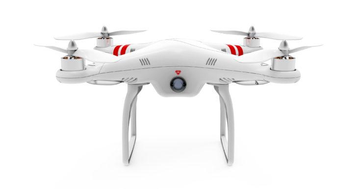 Trend: Die Geschichte der Kamera Drohnen