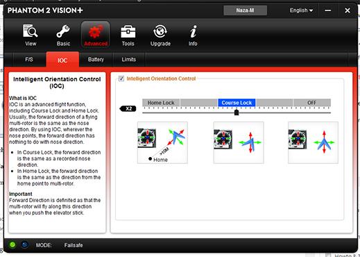 Ioc Bei Phantom 2 Vision Aktivieren Blog Futuretrends