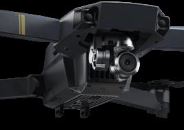 DJI Mavic Pro – Kompakte Taschendrohne mit 4K Kamera, 3 Achsen Gimbal und DJI Goggle