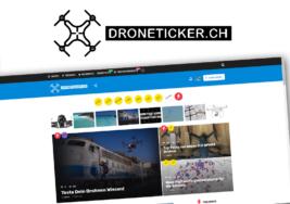 droneticker.ch – Drohnen News