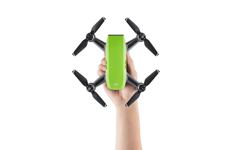DJI SPARK - Intelligente Selfie Drohne mit Full HD Kamera ...