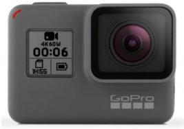 Die neue GoPro 6 Hero Black ist hier!