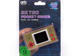 Die Mini Retro Spielkonsolen sind da.