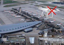 Drohnen sicher fliegen im 5 Kilometer Perimeter um einen Schweizer Flughafen!