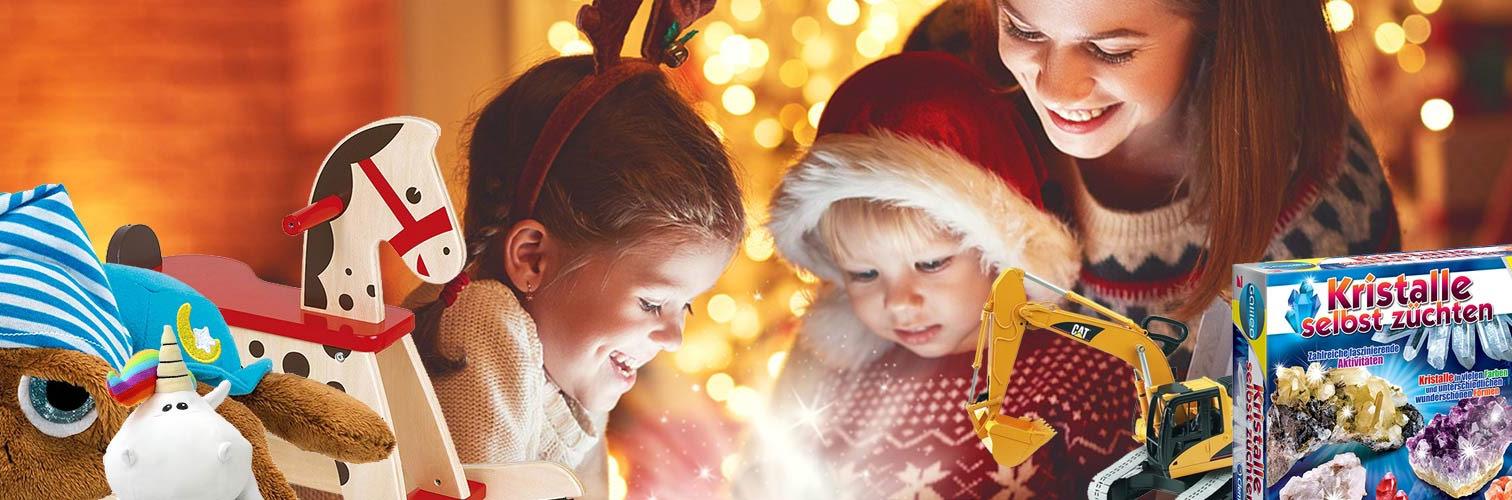 Weihnachtsgeschenke für Kinder - Blog Futuretrends