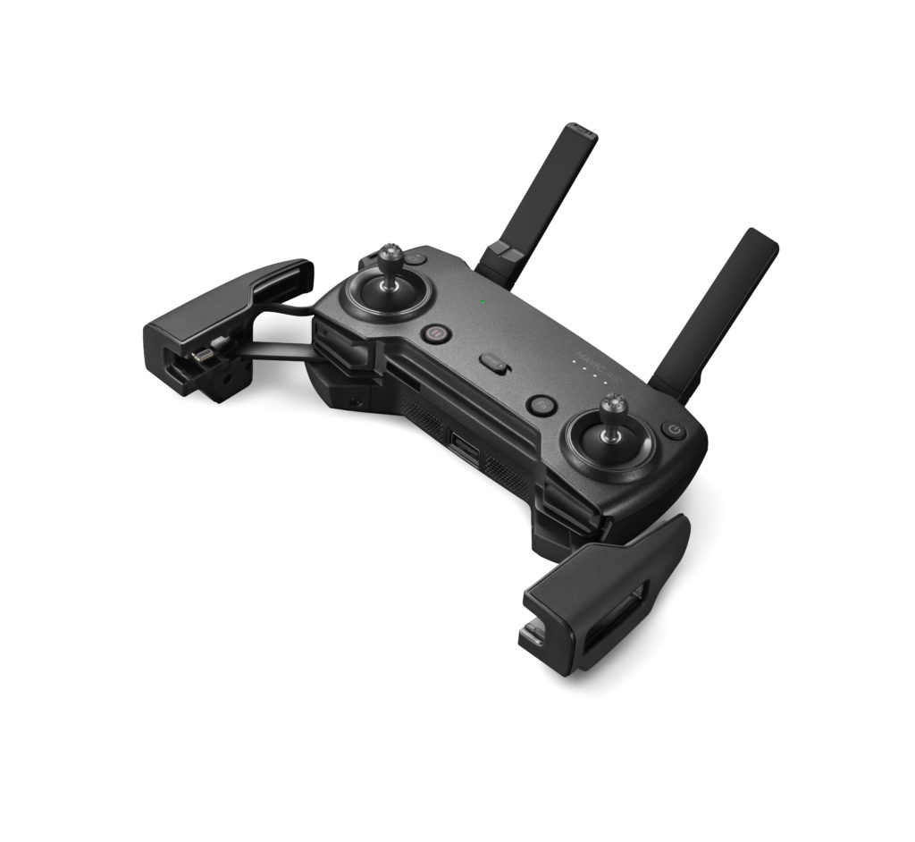 Mavic Air Controller offen