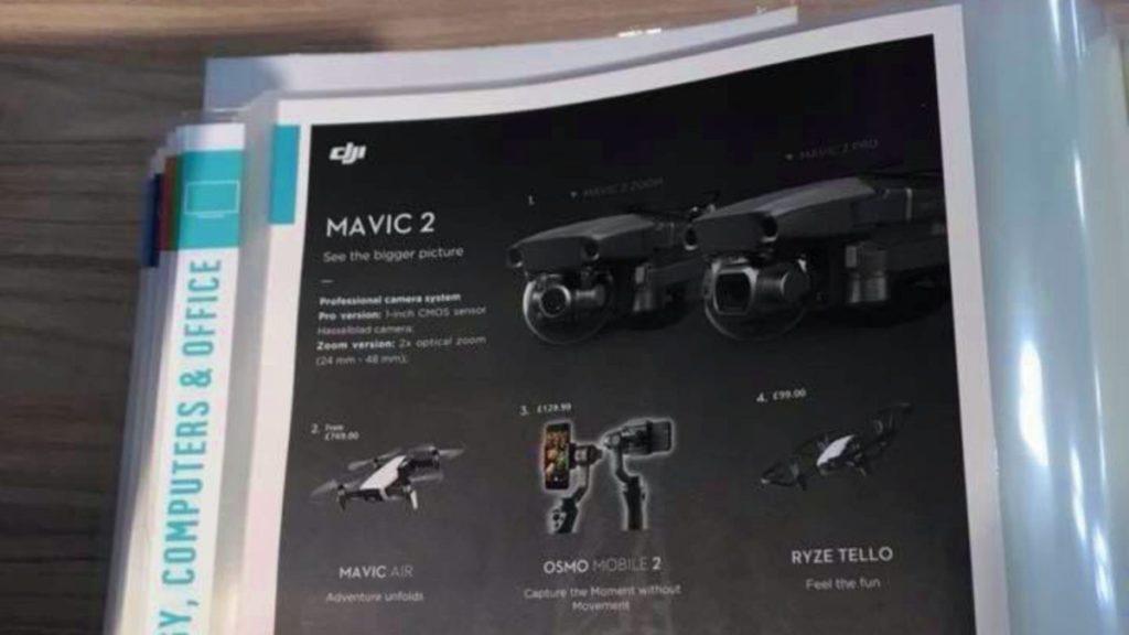 Mavic 2 Pro / Zoom