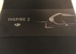 Unboxing DJI Inspire 2