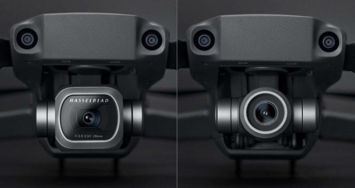 1. Pressebilder der Mavic 2 Pro + Mavic 2 Zoom