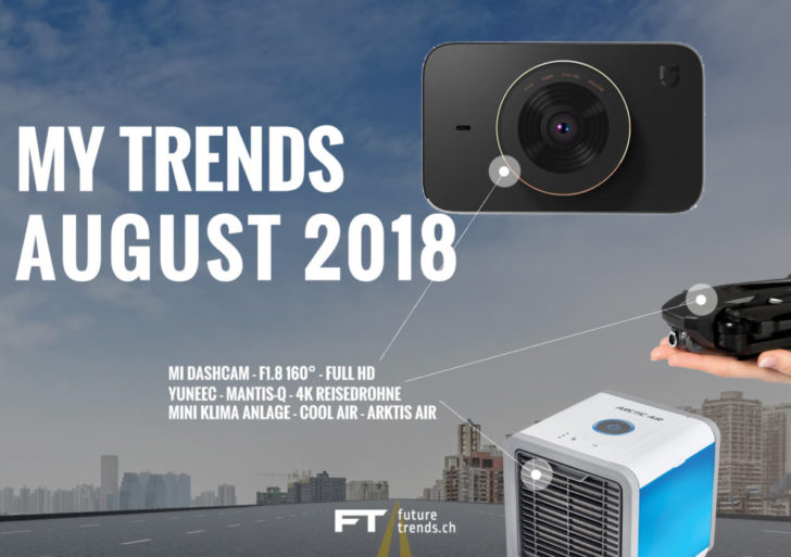 My Trends – August 2018