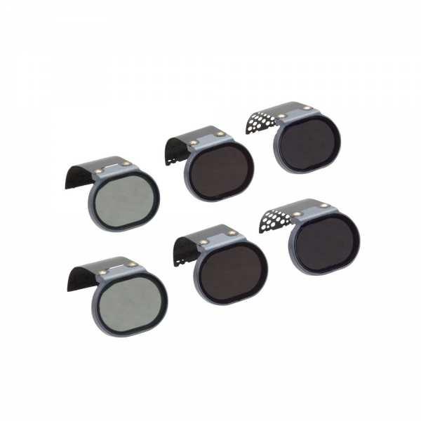 DJI Spark Filter-Set (FP, ND8, ND16, ND32, ND8PL, ND16PL)