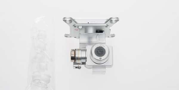 Phantom 2 Vision+ Kamera-Einheit