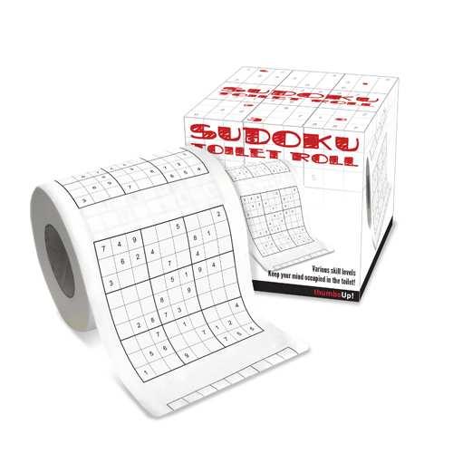 Toilettenpapier - Sudoku 0000120