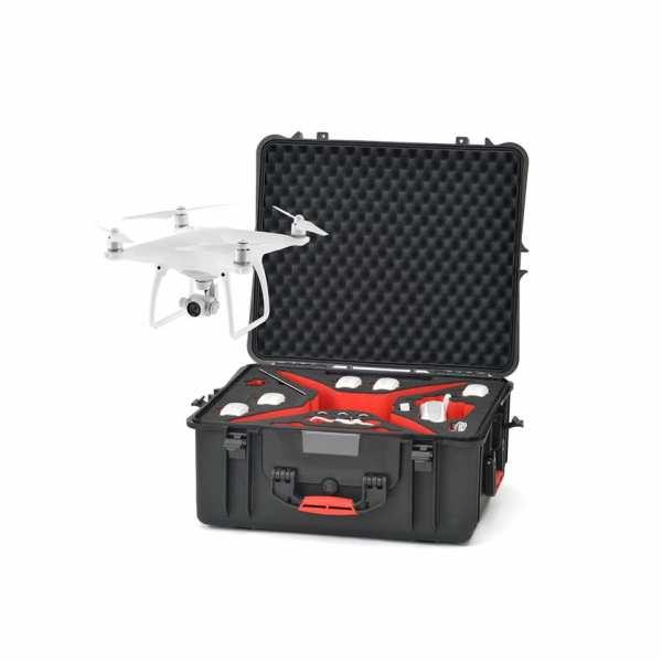 Wasserdichter Premium Koffer DJI Phantom 4
