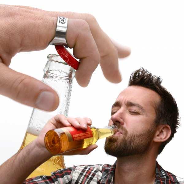 IGGI Bierflaschenöffner Ring Set