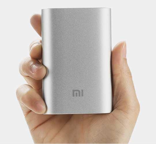 XIAOMI - Battery Pack 10000mAh