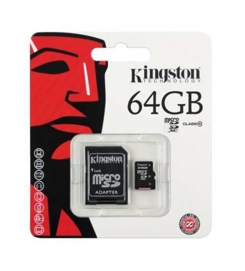 Kingston SD-Card 64 GB