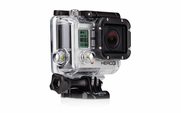GoPro Hero3 Black Edition mit Wi-Fi Remote