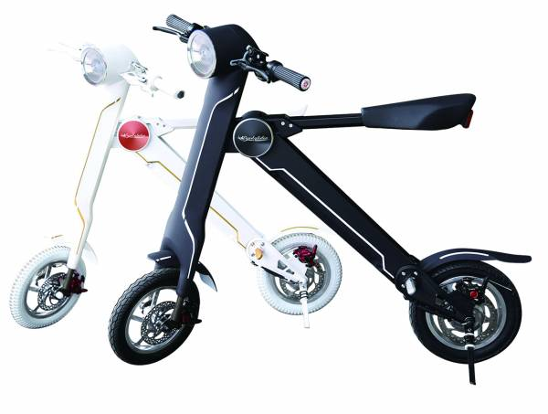 Landglider Easy Scooter T25