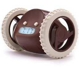 Clocky der rollende Wecker (COCO)