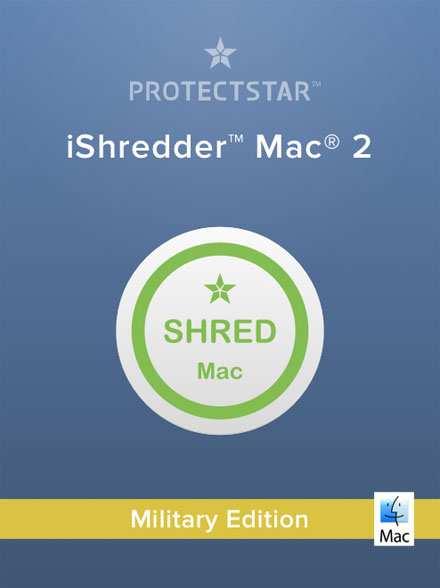 iShredder - Mac 2 - Military Edition
