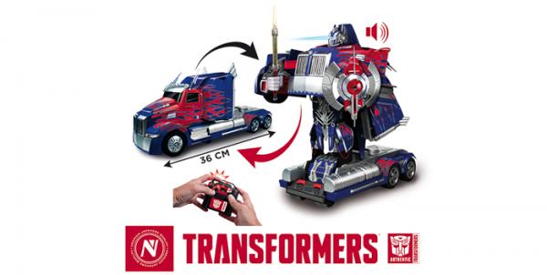 RC Transformers Optimus Prime