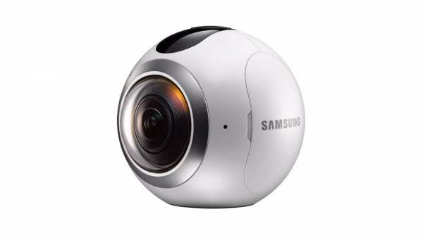 Samsung Gear 360° Kamera