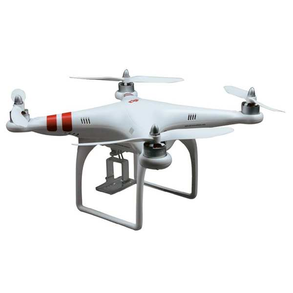 DJI Phantom Quadcopter/Drohne 2.4 GHz mit GPS