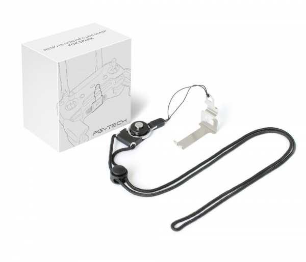 Zipper und Halterung für DJI Spark Fernsteuerung