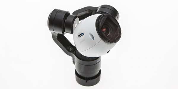 Inspire 1 Kamera-Einheit mit Gimbal