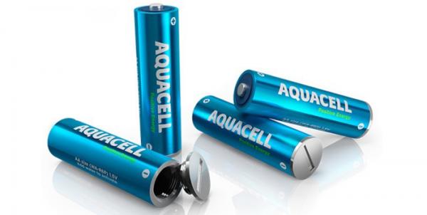 Weltneuheit: Aquacell - Die Wasser Batterie