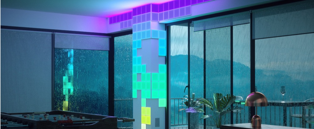 Nanoleaf-Canvas-Light-Squares