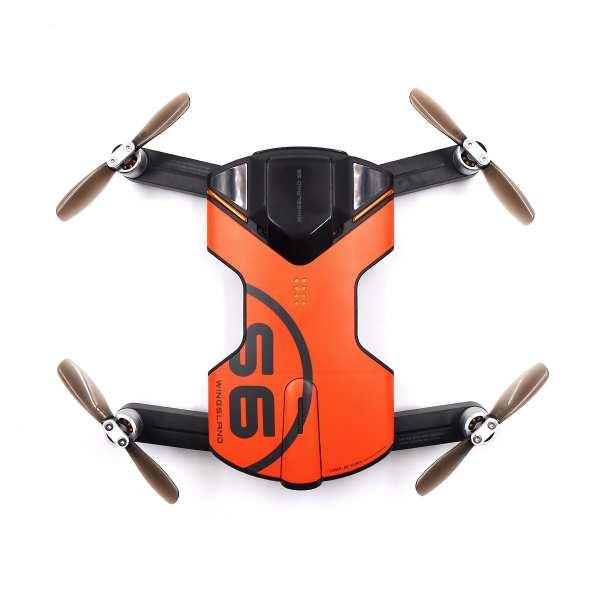 wingsland s6 pocket drohne mit 4k kamera. Black Bedroom Furniture Sets. Home Design Ideas
