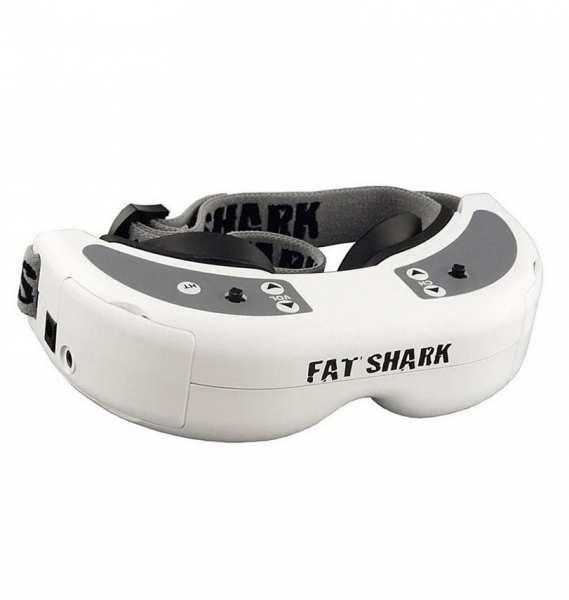 Fat Shark Dominator HD V2 FPV Videobrille