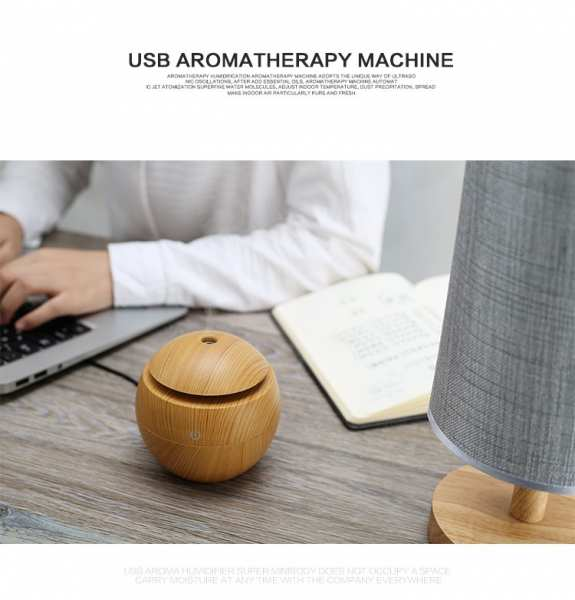 USB Luftbefeuchter Moodlight
