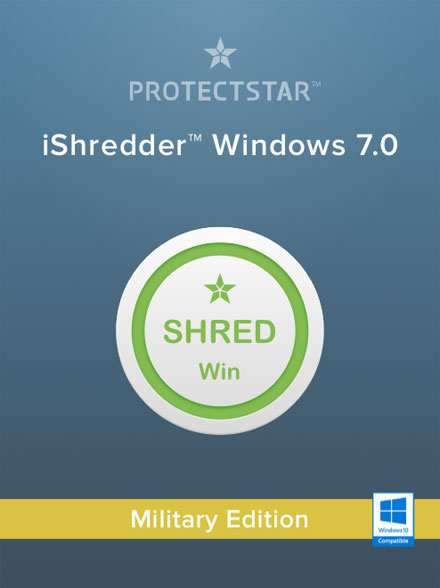 iShredder - Windows 7.0 - Military Edition