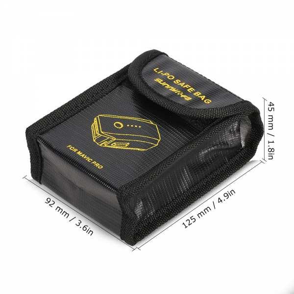 LiPo-Bag/Schutztasche für DJI Mavic Pro