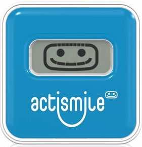ActiSmile - Pedometer