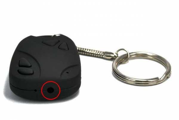 Mini-Schlüsselbundkamera