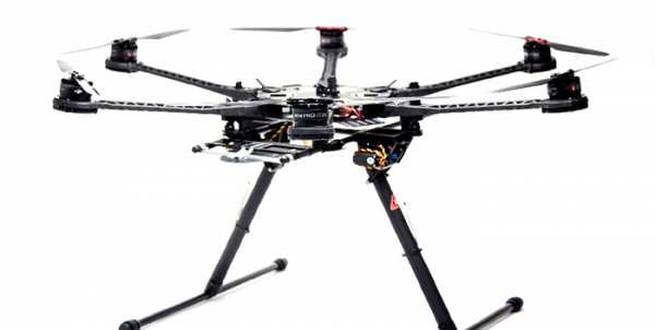 DJI Spreading Wings S800 EVO + A2 + Z15 Bundle