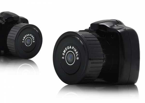 Kleinste HD Digitalkamera der Welt!