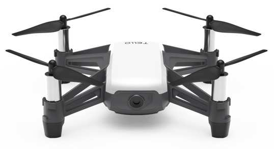 Tello Drohne von RYZE powered by DJI - Front