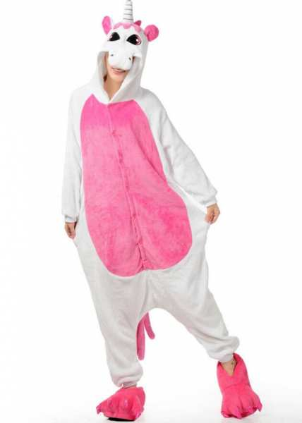 Einhorn Pyjama Homedress