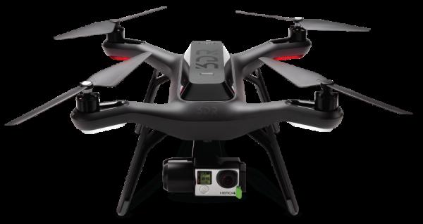 3DR Solo Smart Drohne