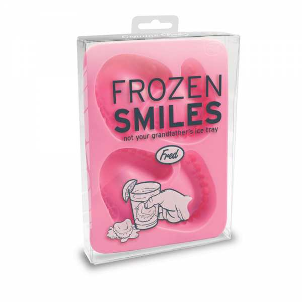 Frozen Smiles Eiswürfel