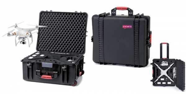 DJI Phantom 3 Premium Rollkoffer IP67