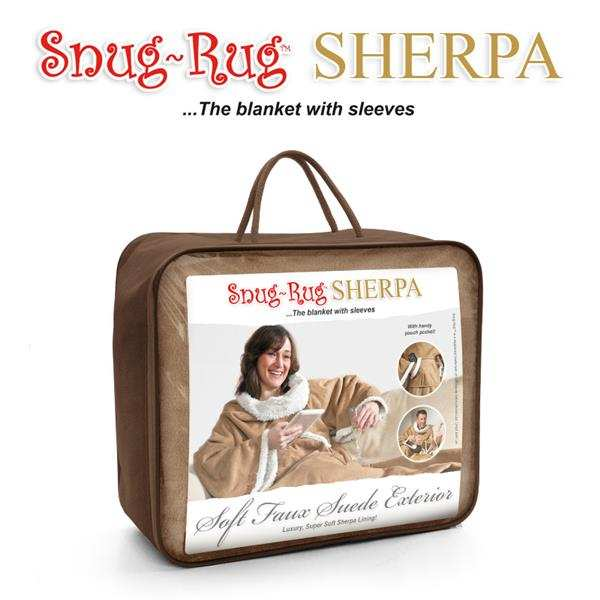 Snug Rug Sherpa Edition