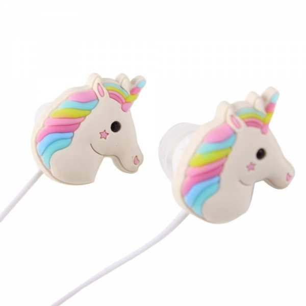 Unicorn Ear Pods / Kopfhörer