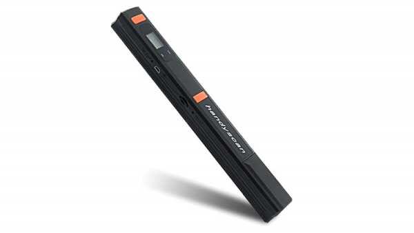 Portabler Handscanner (Kabellos)