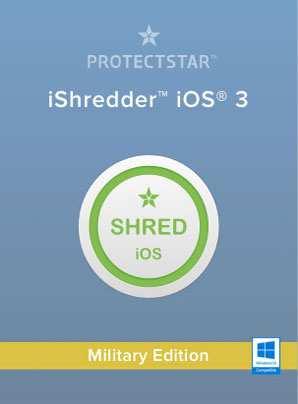 iShredder - iOS 3 - Military Edition